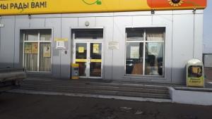 Произведены монтажные работы по установке наших световых панелей на автозаправочных станциях «Роснефть»