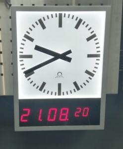Оптовый заказ на светящиеся часы.