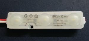 Модуль светодиодный SAMSUNG PREMIUM 5630/F линза матовая 150 градусов 3Led