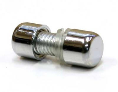 Винт DIN 913 M8x25 установочный с декоративными гайками (стяжка 08/25) комплект