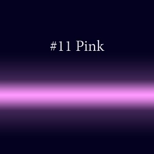 Неоновая трубка с люминофором #11 Pink TL 18мм
