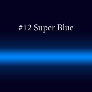 Трубка неоновая с люминофором #12 Super Blue 12мм