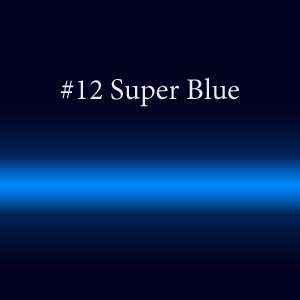 Трубка неоновая с люминофором #12 Super Blue 8мм