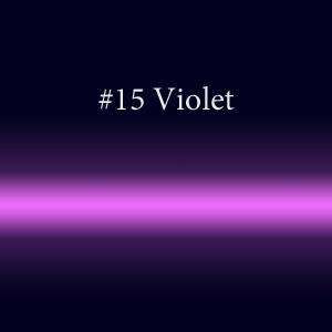 Неоновая трубка с люминофором #15 Violet TL 18 мм
