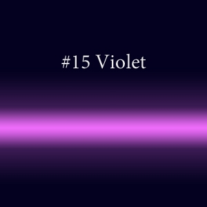 Неоновая подсветка трубка с люминофором Violet EGL 10мм