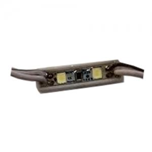 Светодиодный модуль мини 2 диода 5050 0,24Вт, 12В, белый