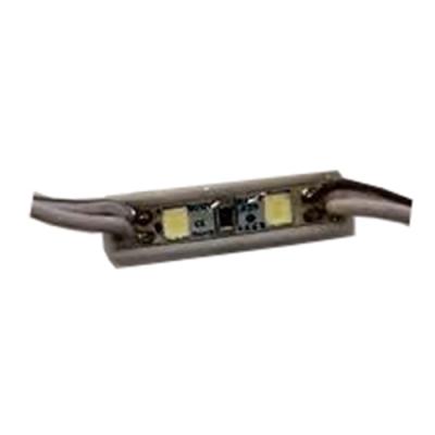Светодиодная лента 12 вольт 5050  2 диода 0,24Вт, белый