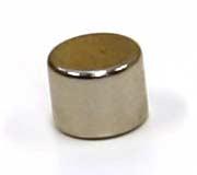Магнитный диск 6,2 х 5,8мм