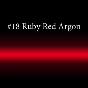 Неоновая трубка цветная #18 Ruby Red Neon TL 18мм
