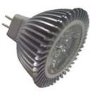 Светодиодная лампа GU5.3 MR16-3.1W 6200K