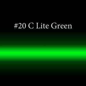 Неоновая трубка цветная #20 Lite Green TL 12мм