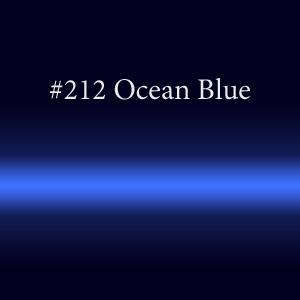 Неоновая трубка с люминофором #212 Ocean Blue TL 8мм