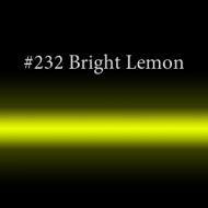 Неоновая трубка цветная #232 Brite Lemon TL 18мм