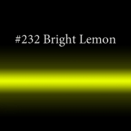Неоновая трубка цветная #232 Brite Lemon TL 15мм