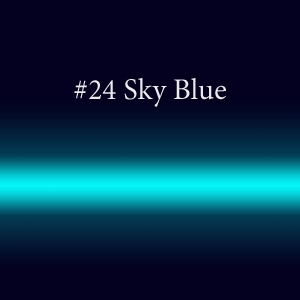 Трубка неоновая с люминофором #24 Sky Blue TL 15мм