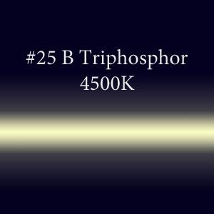Неоновая трубка с люминофором #25B Triphosphor 15мм