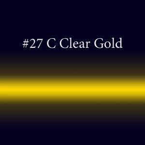 Трубка неоновая с люминофором #27 C Clear Gold TL