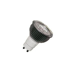 Светодиодная лампа GU10  3*1,5W 220V Белый