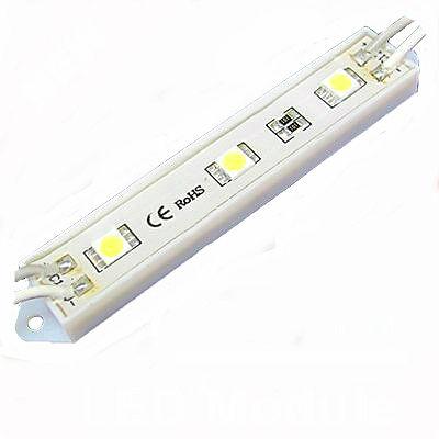 Модуль светодиодный 5050-3 (0,72W, 12V, White)