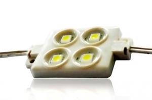 Модуль светодиодный на SMD диодах 4 диода 5050
