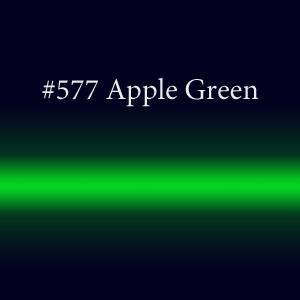 Купить неоновые трубочки с люминофором  #577 Apple Green TL 18мм