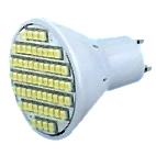 Светодиодная лампа патрон GU10 LED GU10 3.6W Белый теплый