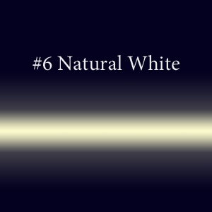Неоновая трубка с люминофором #6 Natural White TL 10мм