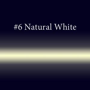 Неоновая трубка с люминофором #6 Natural White TL 8мм