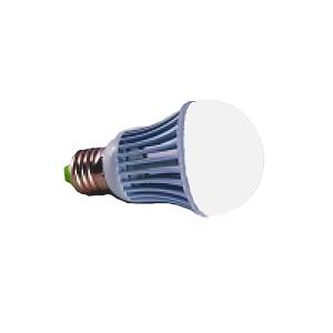 Светодиодная лампа  E27  220В Белый теплый