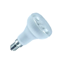 Светодиодная лампочка Е27 LED R63-E27 5W 25SMD Белый теплый