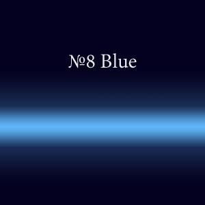 Светящиеся трубки для вывесок с люминофором #8 Blue Tecnolux TL 8мм
