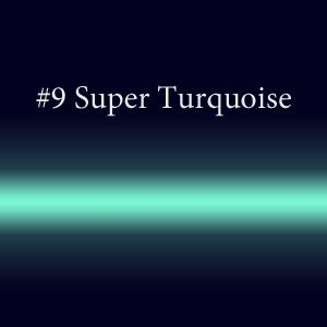 Трубка неоновая с люминофором  #9 Super Turquoise TL 12мм