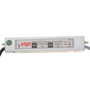Блок питания для светодиодов герметичный12В 20Вт