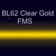 Неоновая трубка с люминофором Gold BL62 FMS