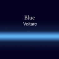 Неоновая трубка с люминофором Blue Voltarc 8мм