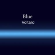 Неоновая трубка с люминофором Blue Voltarc 10мм 1,22