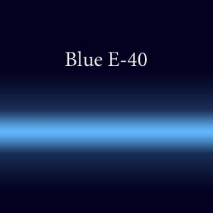 Трубка неоновая с люминофором  Blue E-40 EGL 15мм
