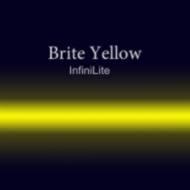 Неоновая трубка цветная Bright Yellow InfinLite 12мм