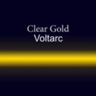 Неоновая трубка с люминофором  СLear Gold Voltarc 18мм