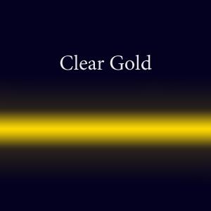 Трубка неоновая с люминофором  Clear Gold EGL
