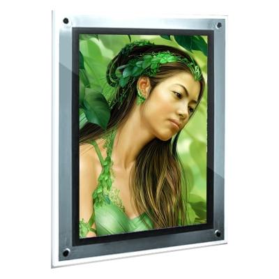 Купить световую панель для рекламы  Crystal light A1.