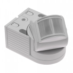 Детектор движения настенный LX118B белый корпус 1200Вт уличный