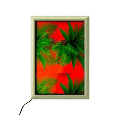 Купить светодиодные панели в Москве с Клик профилем A2.