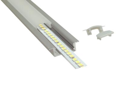 Алюминиевый профиль 7.16.7мм 2м ЛПВ-7