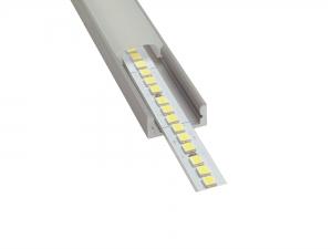 Алюминиевый профиль 7.16.7мм 2м ЛП-7
