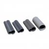 Изоляторы силиконовые черные Закрытые 10мм