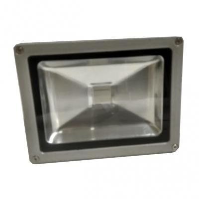 Светодиодный прожектор RGB, 30Вт, IP65, без пульта управления