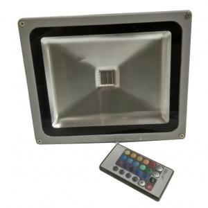 Светодиодный прожектор EC-ICL, 30Вт, IP65, RGB, с пультом