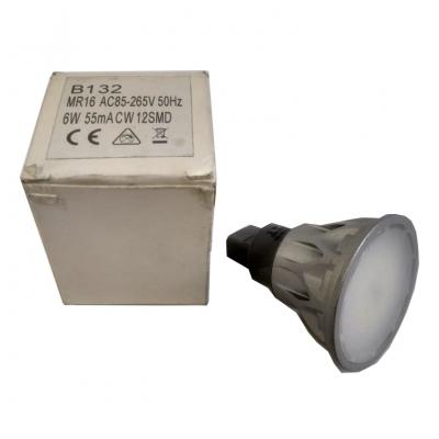 Светодиодная лампа BOLUN Е27 LED R63-E27 5W 25SMD белый 2700К