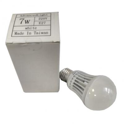 Светодиодная лампа AdvancedLight E27 7W белый 6000К